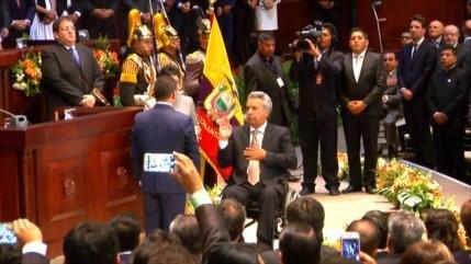 Ecuador en medio de traición, transición o reinstitucionalización