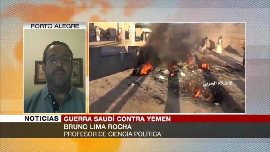 Lima Rocha: Riad con apoyo de EEUU libra una Guerra Fría en mundo árabe