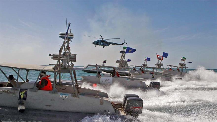 Irán equipa sus lanchas rápidas con nuevos misiles | HISPANTV