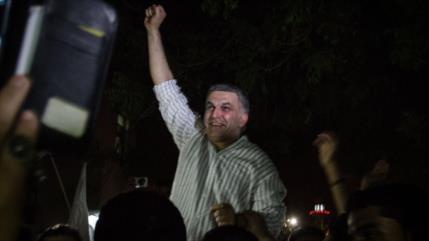 Baréin ratifica 5 años de cárcel al famoso activista Nabil Rayab