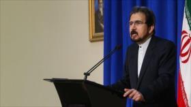 Irán dialoga con Talibán para impulsar la paz en Afganistán
