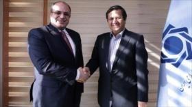 Irán y Siria abogan por uso de monedas nacionales en transacciones