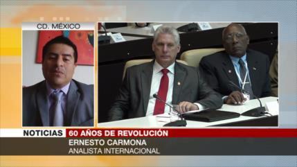 Revolución cubana resiste por ser alternativa ante capitalismo