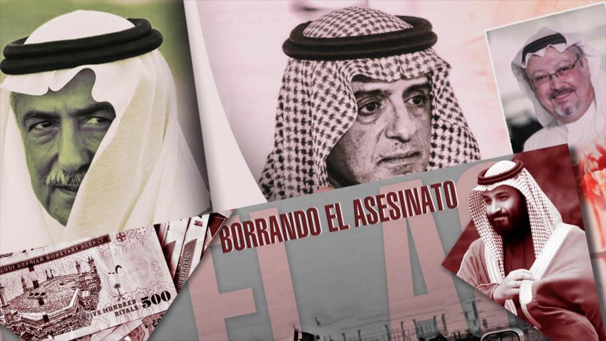 Detrás de la Razón; 2019: Guerra mundial por petróleo, EEUU, Rusia, China y el periodista descuartizado