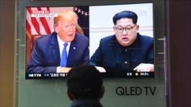 Kim Jong-un amenaza con cambio de actitud si EEUU mantiene presión