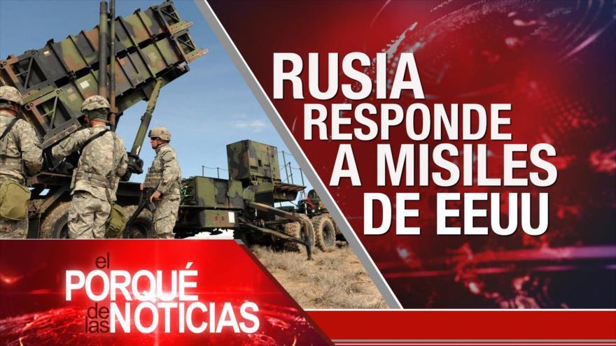 El Porqué de las Noticias: Rusia prevenida a ataque. Dilema migratorio EEUU-México. Saudíes violan treguas con Yemen