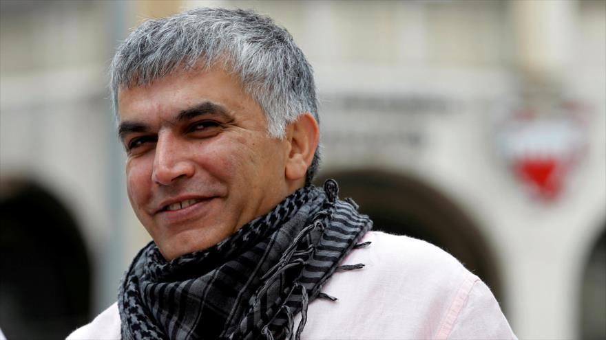 Unión Europea insta a Baréin liberar al destacado activista Nabil Rayab