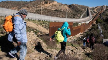 Unos 376 migrantes murieron en frontera México-EEUU en 2018