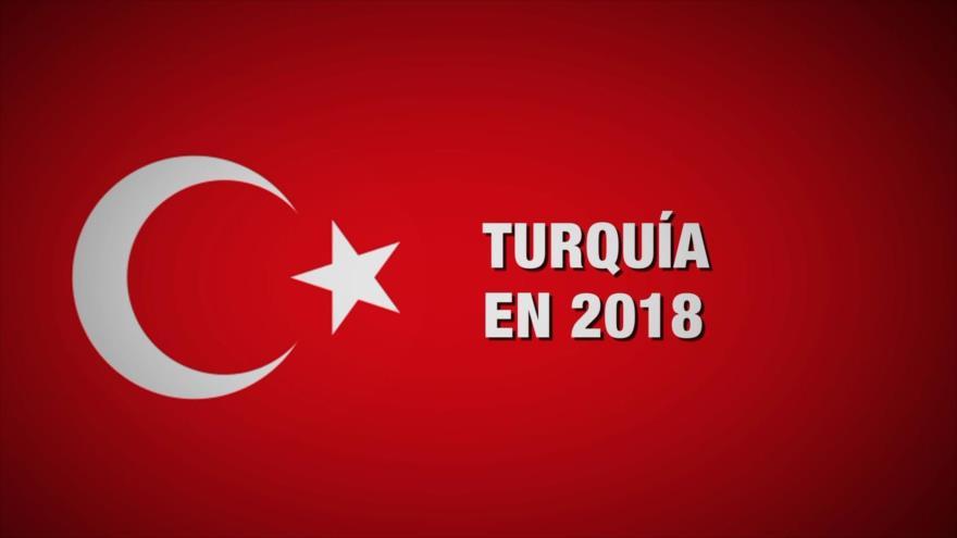 Turquía en 2018 acapara las miradas por asesinato de Khashoggi