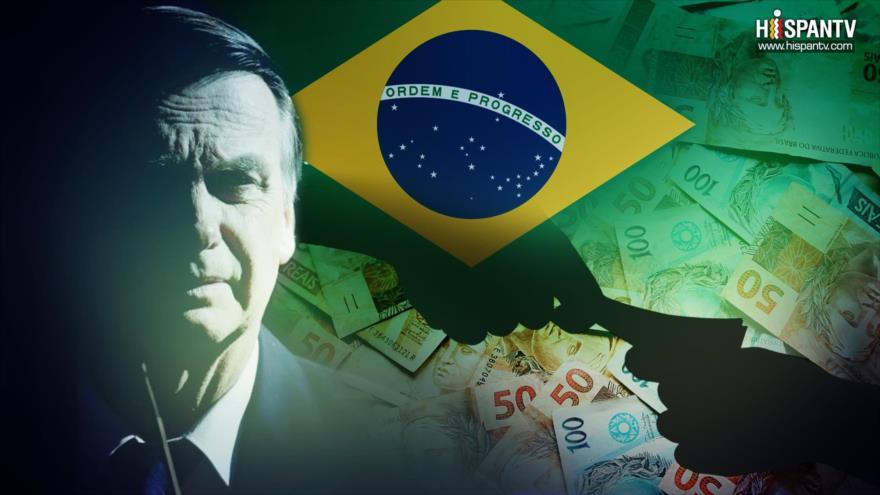 Jair Bolsonaro y la corrupción en Brasil