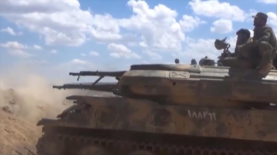 2018, el año de la victoria en Siria