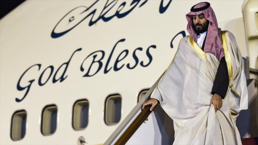 'Al mundo le preocupa que Bin Salman sea otro Sadam Husein'