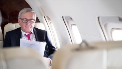 Jefe de Comisión Europea causa polémica por usar aviones privados