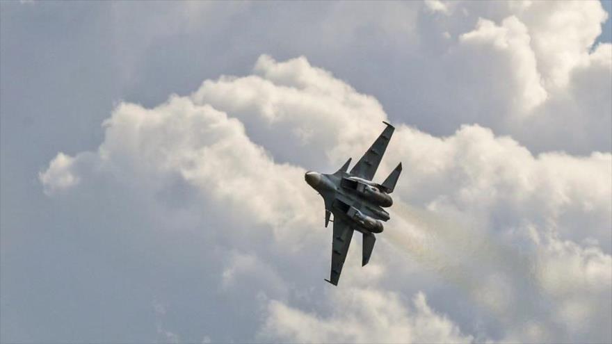 Cazas rusos interceptan avión espía israelí cerca de El Líbano | HISPANTV