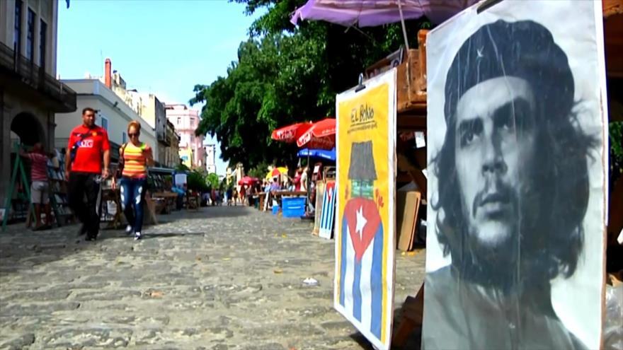 Cuba celebra 60.º cumpleaños de la Revolución