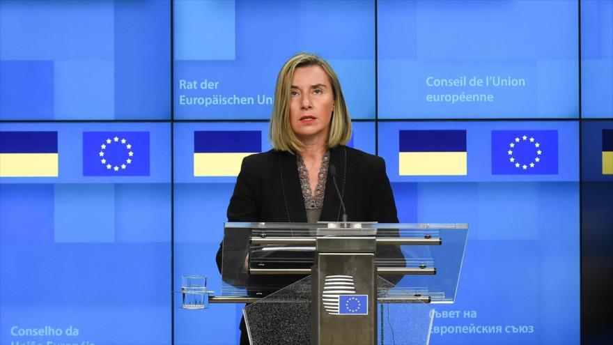 UE: No dejaremos que EEUU decida sobre comercio legítimo con Irán | HISPANTV