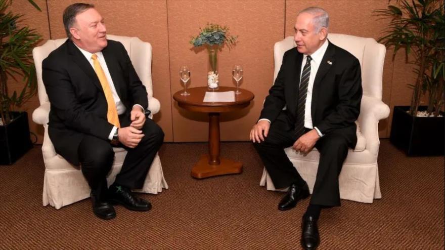 EEUU promete apoyo a Israel pese a retirarse de Siria