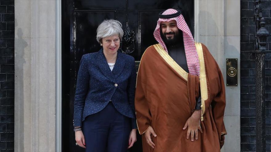 Londres trata de vender armas a Riad pese a asesinato de khashoggi