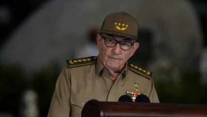 Castro: La Revolución cubana sigue en pie pese a amenazas de EEUU