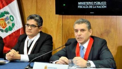Peruanos respaldan en calles a fiscales del caso Lava Jato