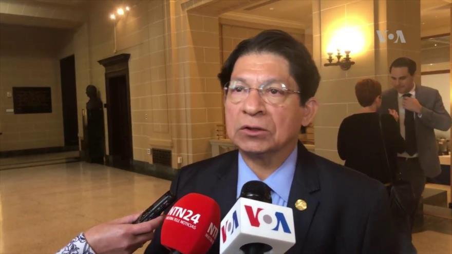 Nicaragua tacha de 'ilegal' aplicación de Carta Democrática por OEA | HISPANTV