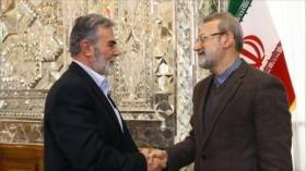 Irán resalta que apoyo a Palestina refuerza la seguridad regional