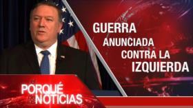 El Porqué de las Noticias: Trump sin muro. Planes contra Cuba, Nicaragua y Venezuela. Honduras apoya a Israel.