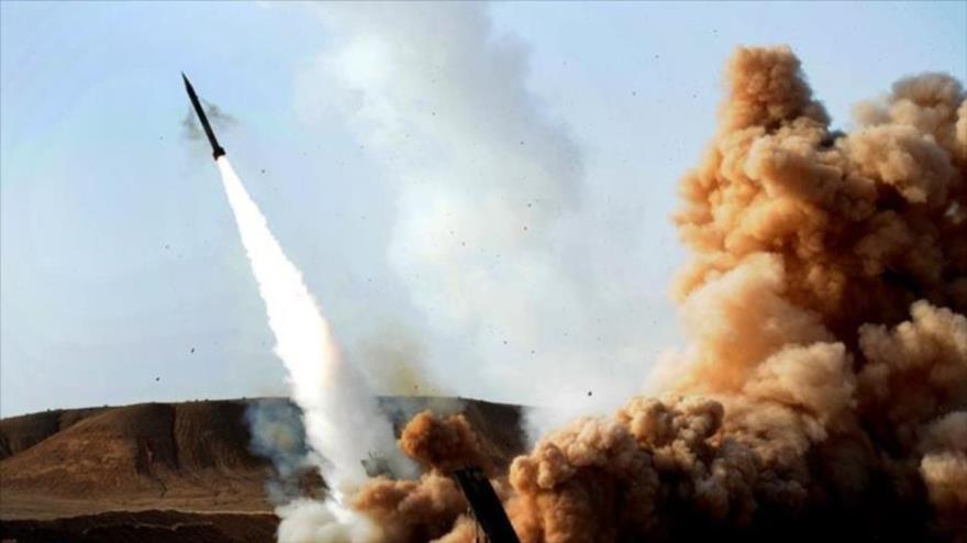 Vídeo: Yemen responde violaciones saudíes con un misil balístico