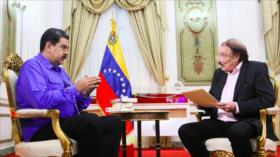 Maduro: Bolsonaro regala Brasil 'en bandeja de plata' a EEUU