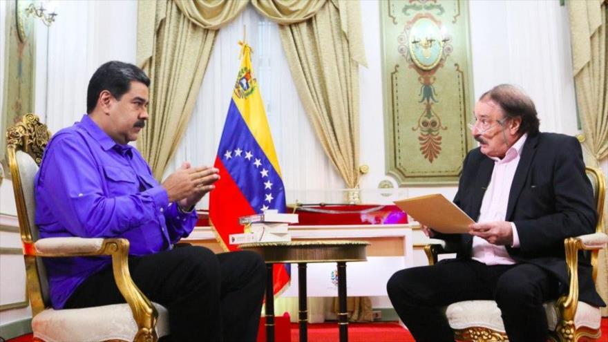 Maduro: Bolsonaro regala Brasil 'en bandeja de plata' a EEUU | HISPANTV