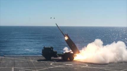 """EEUU desplegará misiles en Okinawa para """"contrarrestar a China"""""""