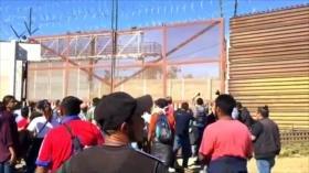 Preocupación por la situación de migrantes hondureños en México
