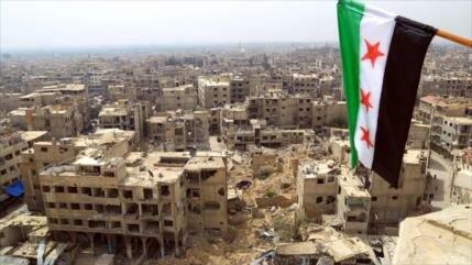 Arabia Saudí recogerá la bandera de la oposición siria de su país