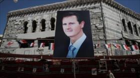 Reino Unido reconoce que Al-Asad se quedará en el poder en Siria