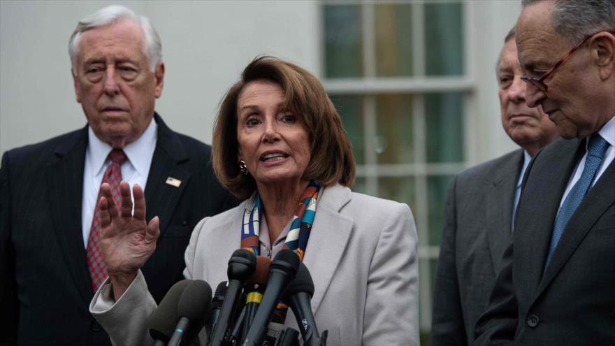 Pelosi: Trump encara un mundo diferente con un Congreso demócrata | HISPANTV
