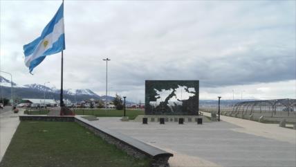 Argentina reclama soberanía de Malvinas a 186 años de su ocupación