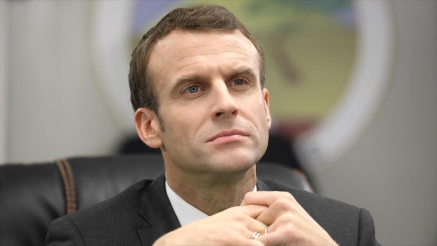 Sondeo: 75 % de franceses está descontento con Gobierno de Macron