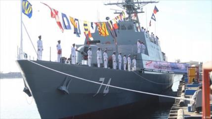 Armada de Irán enviará un grupo naval al océano Atlántico