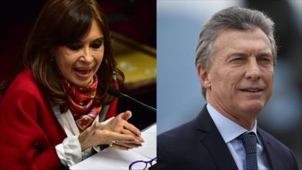 Encuesta: Fernández ganaría primera vuelta ante Macri en 2019