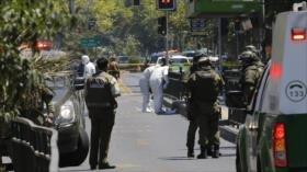 Grupo ecoterrorista hiere a 5 personas con una explosión en Chile