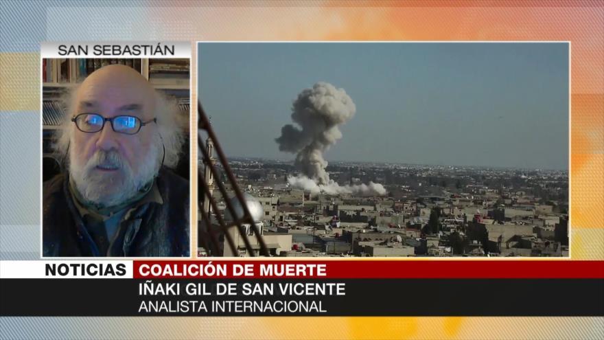 Gil: En Siria, el Ejército de EEUU es un grupo terrorista | HISPANTV