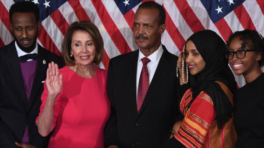 Congresistas musulmanas se movilizan contra políticas de Trump | HISPANTV