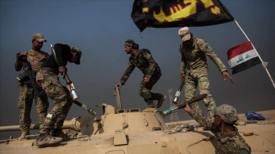 """Hezbolá de Irak advierte que """"no duda ni un segundo"""" en luchar en Yemen"""