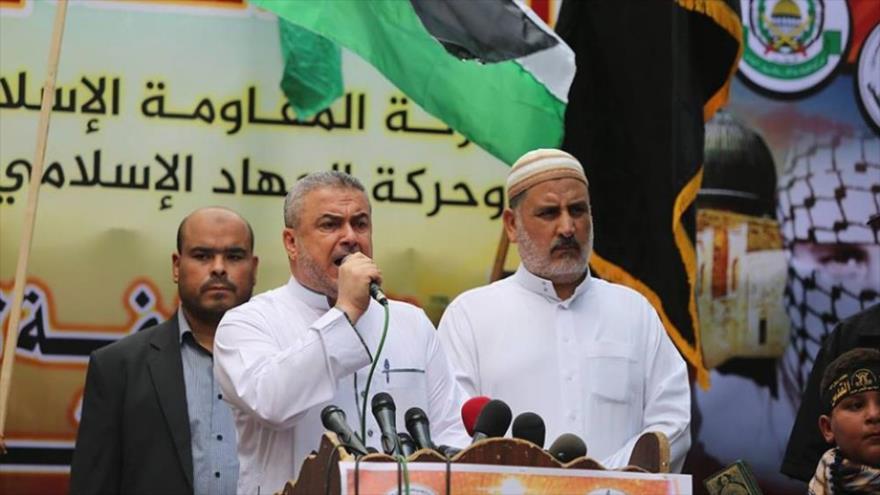 HAMAS llama a árabes a levantarse contra normalización con Israel | HISPANTV