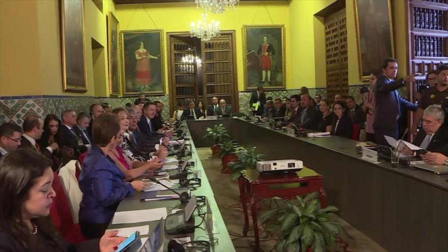 Grupo de Lima decide no reconocer al Gobierno de Nicolás Maduro