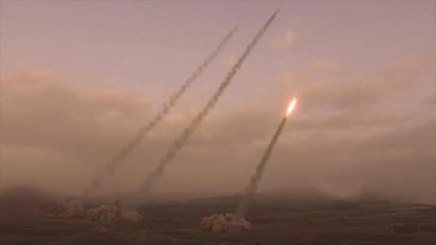 Yemen responde violaciones y lanza 8 misiles contra zonas saudíes
