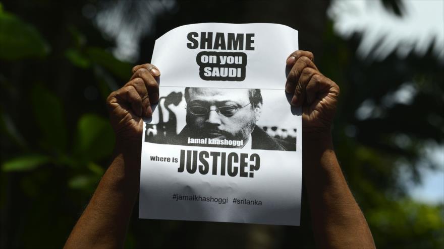 Activista revela destino de implicados en asesinato de Khashoggi | HISPANTV