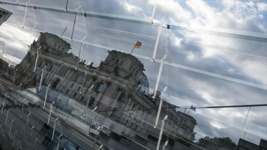 Bundestag, la Cámara de diputados de Alemania, 22 de octubre de 2017. (Foto: AFP)