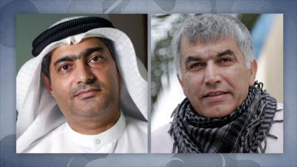 ONU urge a la liberación de activistas condenados en Baréin y EAU