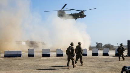 """""""EEUU reubica a MKO en Irak y lo entrena tras salida de Siria"""""""